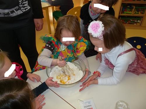Nos crêpes pour mardi gras