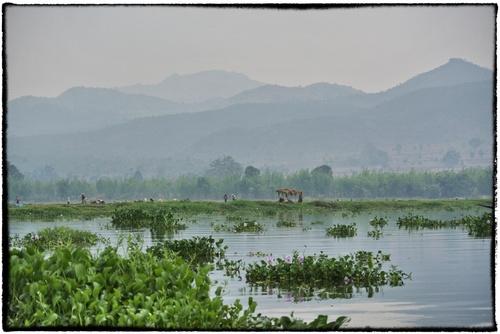 Nyaung Shwe et le lac Inle