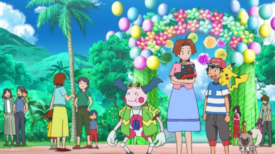 Pokémon Saison 20 Soleil et Lune épisode 24 Français VF - Streaming