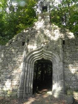 Chateau et parc de Kernevez 29