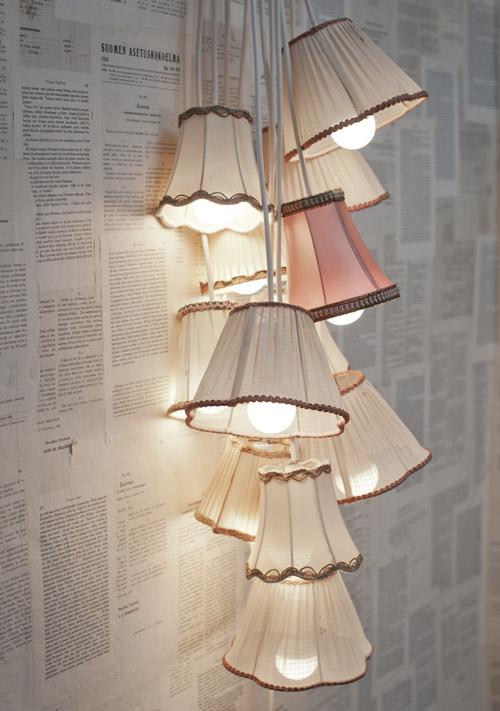 Idée lumineuse pour un angle de pièce chaleureux