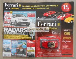 N° 1 Ferrari Racing collection - Test