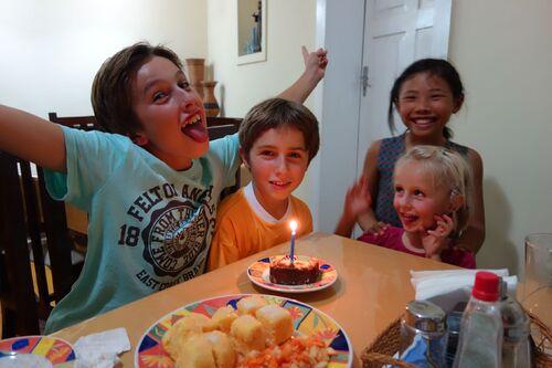 13 octobre - Bon anniversaire, Gabriel a 10 ans!!!