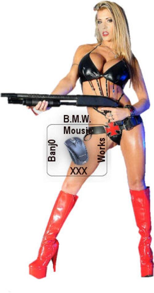 Femmes avec armes série 3