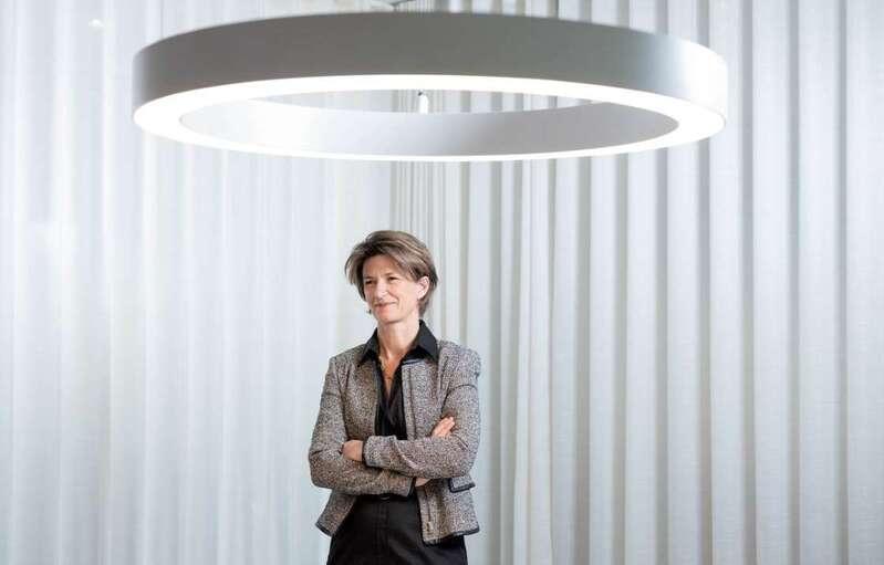 Engie : Isabelle Kocher pourrait partir avec trois à quatre millions d'euros