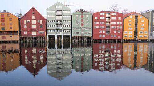 Norvège 2018- Jour 3- Trondheim- part 1