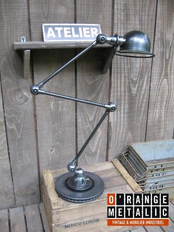 Jieldé O'Range Metalic Mobilier Industriel 13