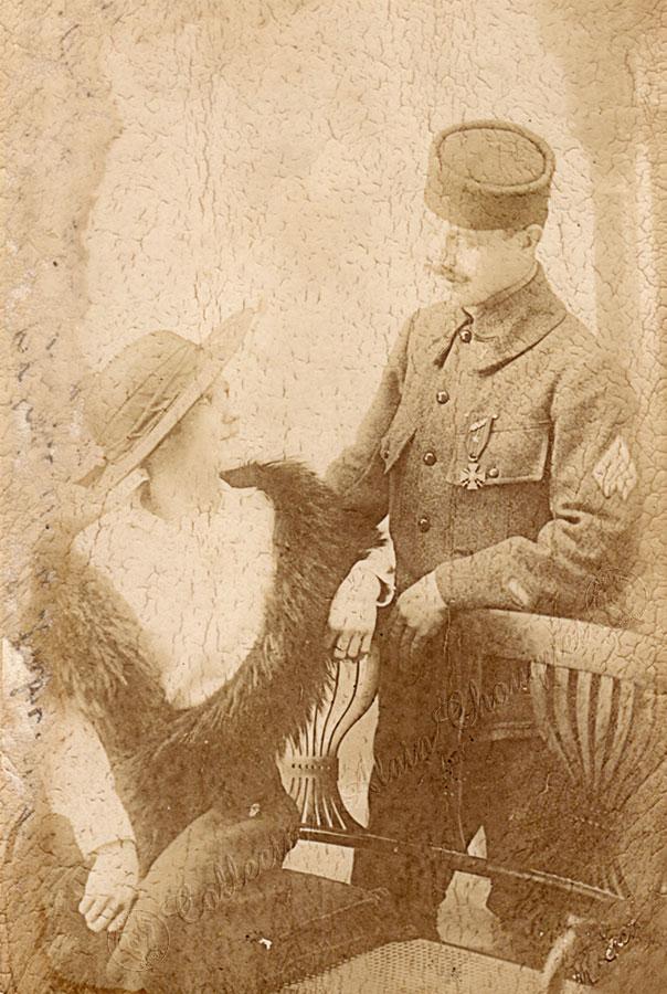 Marius et Julie Marcelin