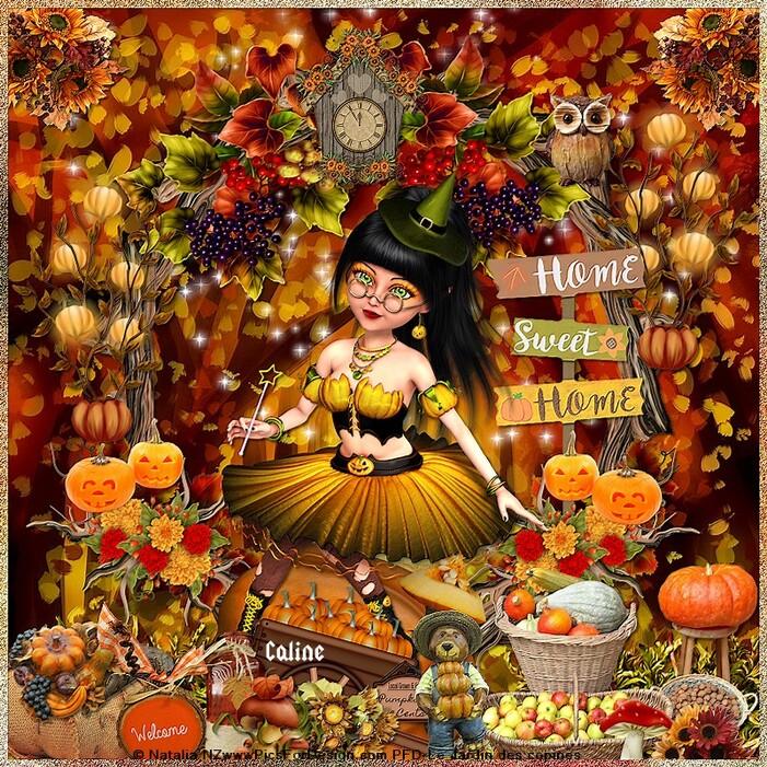 - Mariotta  automne de Bettyboop