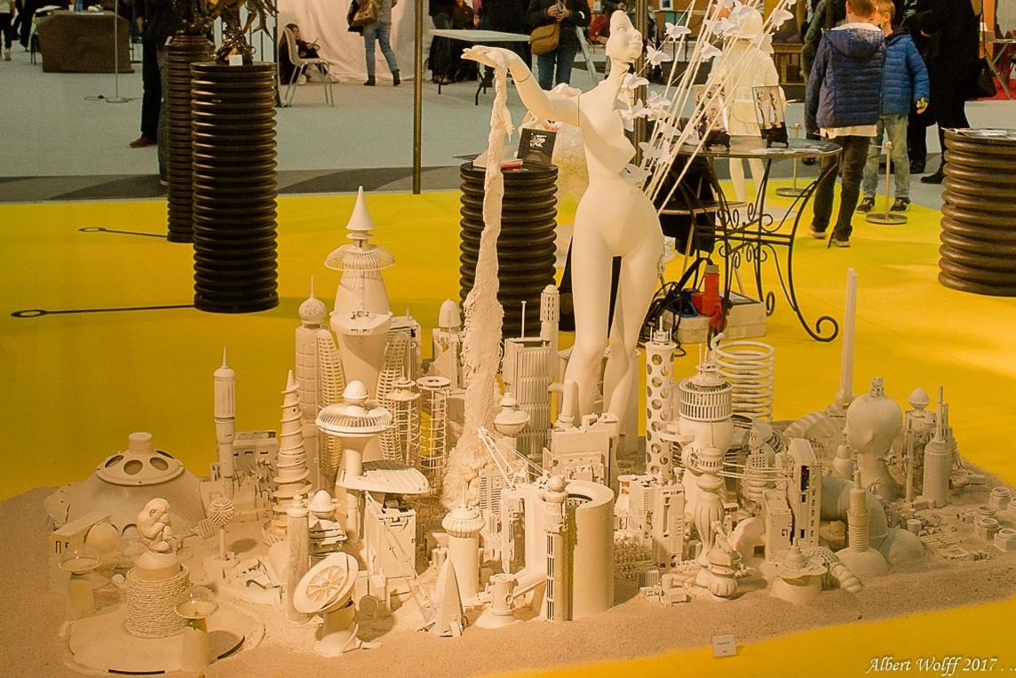 Biennale de Besançon - suite et fin.