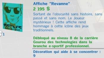 affiche Revanne