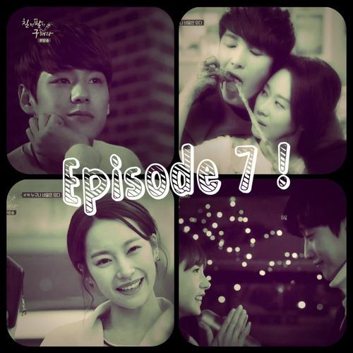 Perseverance, Goo Hae Ra - Episode 7