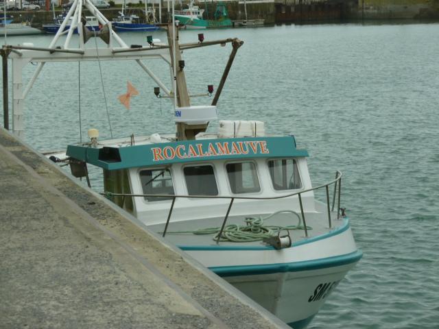 le bateau de Jimmy