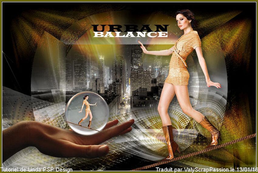Urban Balance