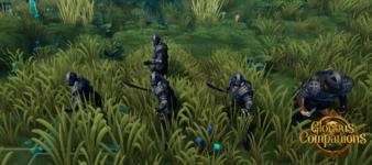 NEWS : Glorious Companions, IA retravaillée*