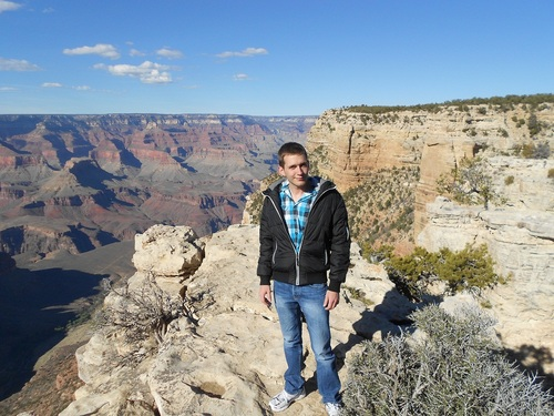 Jour 13 - Grand Canyon