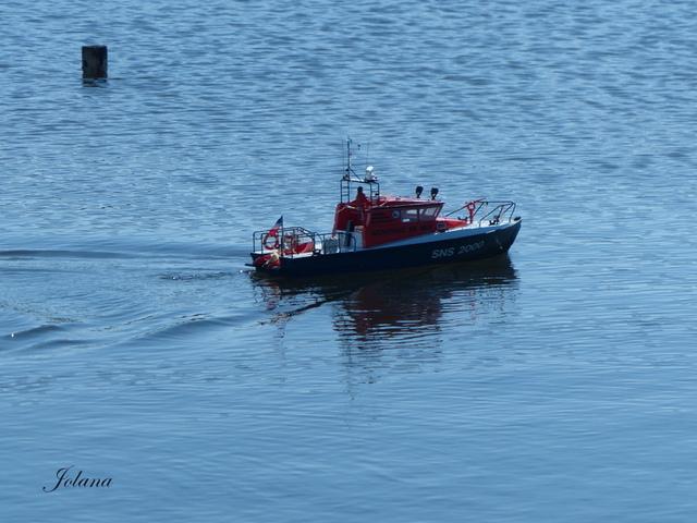 maquette bateau snms