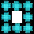 Thème avec border-image Croix verte