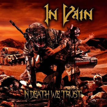 IN VAIN_In Death We Trust