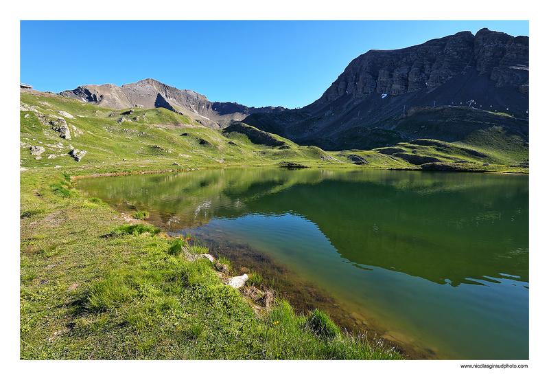 Des lacs des Estaris au Roc de Diolon