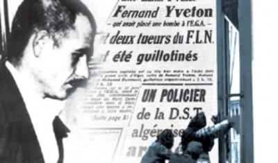 Joseph Andras réhabilite Fernand Iveton sacrifié  de la guerre d'Algérie