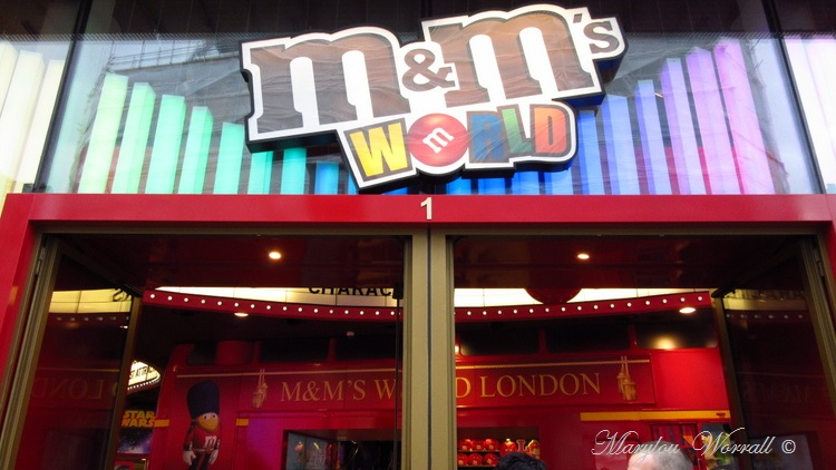 Londres : M&M's World