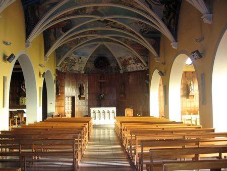 Vieux Boucau : église St Clément