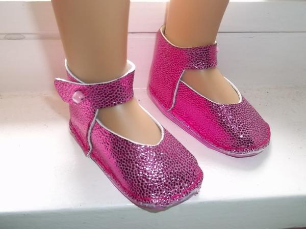Nouvelle série de chaussures