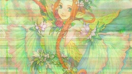 """Thème """"printemps/automne""""  (et on est en été ! xD)"""