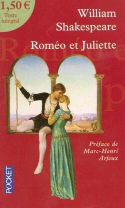 """Roméo et Juliette"" de William Shakespeare"