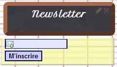 * newsletter