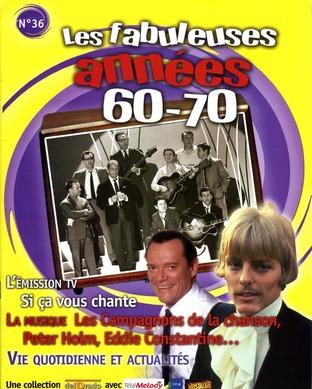 Les fabuleuses années 60-70