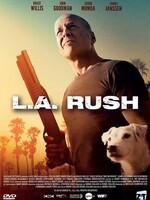 L.A. Rush : La vie d'un détective privé de Los Angeles est chamboulée lorsque son chien est kidnappé par un gang... ----- ... Origine : américain  Réalisation : Robb Cullen  Durée : 1h 34min  Acteur(s) : Bruce Willis,Jason Momoa,Famke Janssen  Genre : Action,Comédie  Date de sortie : 29 juin 2017en VOD  Année de production : 2017  Critiques Spectateurs : 2,8