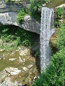 cascade sault