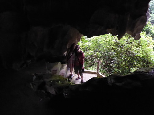 J6 , Baie de Lan Ha et excursion grotte,Vietnam