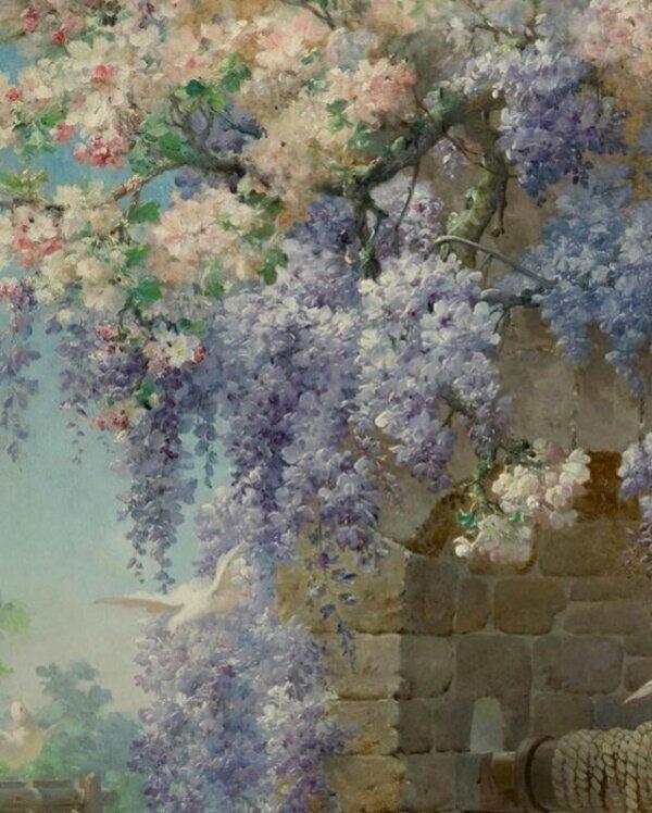Peinture de : Eugène Bidau