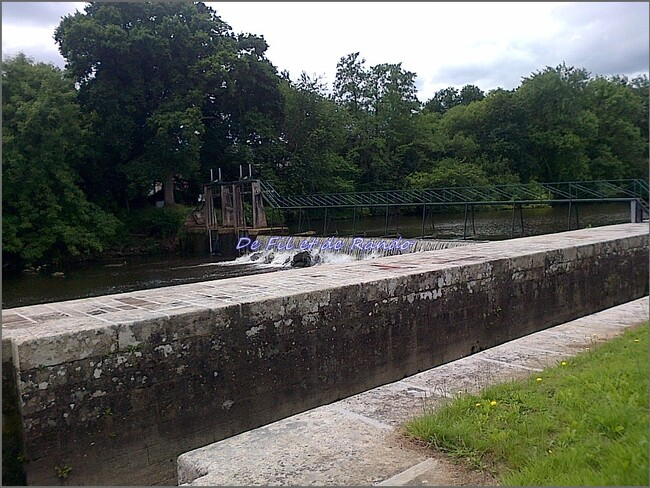 Le canal de Nantes à Brest : étape 7
