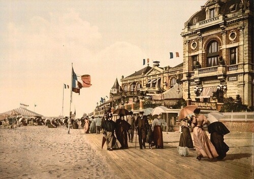 Il y a 120 ans voici à quoi ressemblait la France