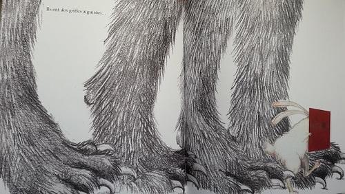 Les loups d'Emily Gravett