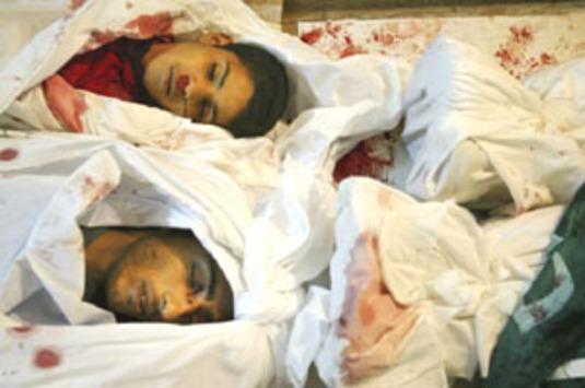 Des musulmans empêchent un massacre de chrétiens