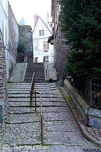 Escalier - Angers