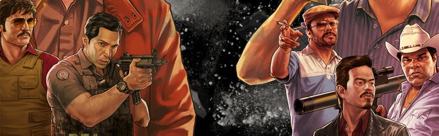 NEWS : Narcos: Rise of the Cartels daté*