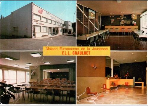 LE FOYER LEO LAGRANGE 1963-2003 : 50 ans !