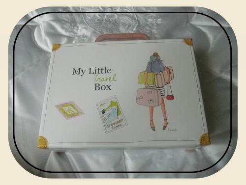 My Little Box nous enmène en voyage...ou pas