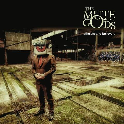 THE MUTE GODS - Les détails du nouvel album Atheists And Believers