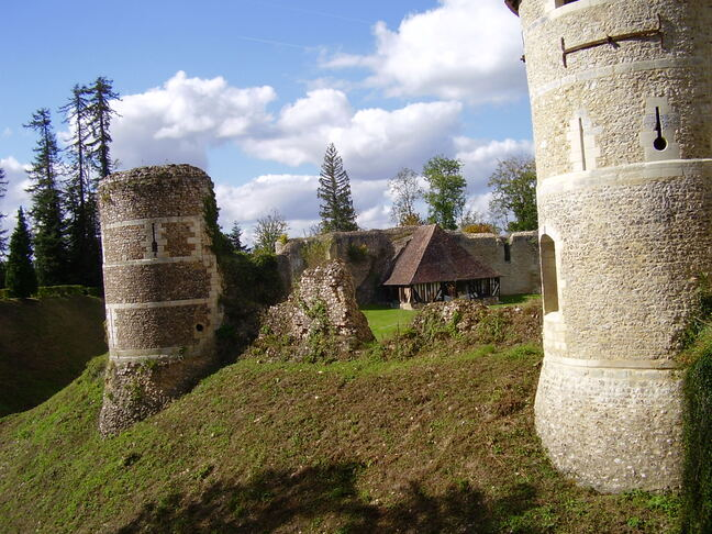 Un château normand