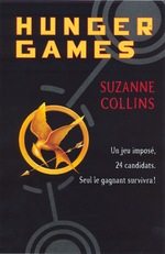 Hunger games T1 : Hunger Games - Suzanne Collins