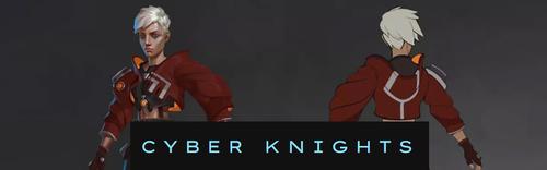 NEWS : Cyber Knights sur les rails*