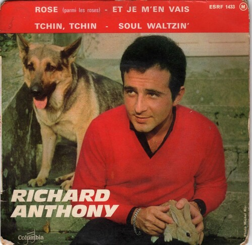Richard Anthony - Tchin Tchin (1963) 01