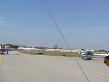 Récit d'une verticale terrain à Los Angeles en ULM Pendulaire !